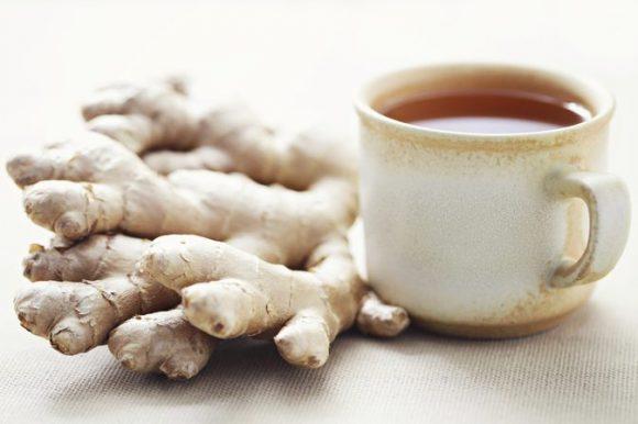 生姜紅茶は風邪予防にいいらしい(体温を上げる効果アリ)